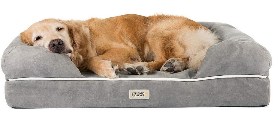 orthopedic dog bed lounge sofa